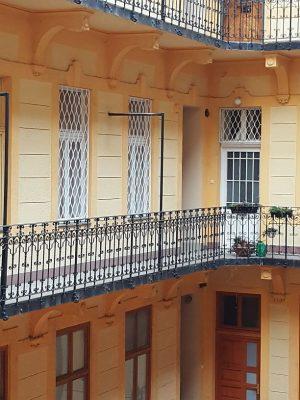 Budapest Ganglakás airbnb ingatlan