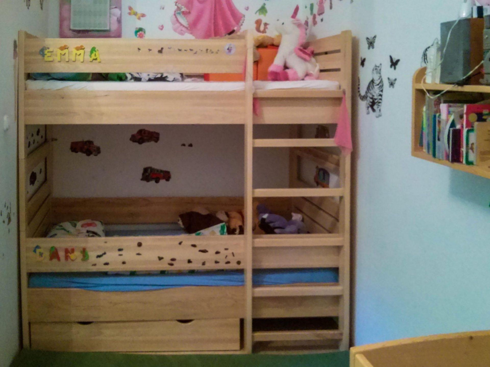 gyerekágy hálószoba